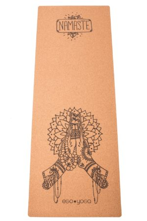 yoga mat corck