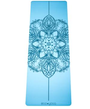 mandala blue mat 1