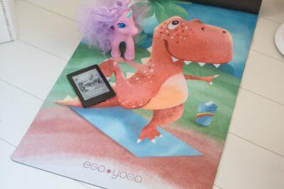 Dino_yogamat